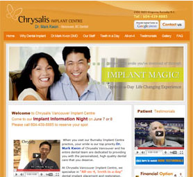 chrysalis_recent project